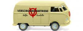 WIKING 078861 VW T1 Kastenwagen | Versorgungsbetriebe | MC-Vedes | 1:87 online kaufen