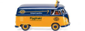 """WIKING 079713 VW T1 Kastenwagen """"ASG"""" Modellauto 1:87 online kaufen"""