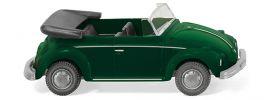 WIKING 080208 VW Käfer Cabrio - yuccagrün | 1:87 online kaufen