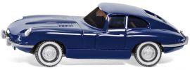 WIKING 080302 Jaguar E-Type Coupe blau | Automodell 1:87 online kaufen