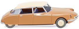 WIKING 080711 Citroën ID 19 | BJ '57 | braunbeige/elfenbein | Modellauto 1:87 online kaufen