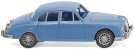WIKING 081305 Jaguar MK II blau '59 Modellauto 1:87 online kaufen
