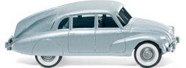 WIKING 082749 Tatra 87 | blau metallic | BJ 37 | Modellauto 1:87 online kaufen