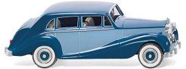 WIKING 083803 Rolls Royce Silver Wraith blau | Modellauto 1:87 online kaufen