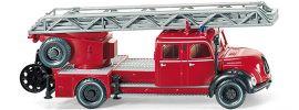 WIKING 086234 Magirus DL 25h Feuerwehr Drehleiter | Blaulichtmodell 1:87 online kaufen