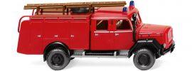 WIKING 086337 Magirus TLF 16 Feuerwehr | Blaulichtmodell 1:87 online kaufen