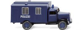 WIKING 086435 Polizei - Gefangenentransport Opel Blitz '39 Blaulichtmodell 1:87 online kaufen