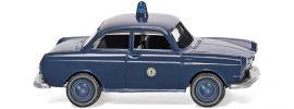 WIKING 086436 Polizei VW 1600 Limousine | Blaulichtmodell 1:87 online kaufen