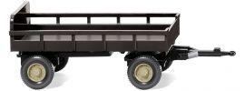 WIKING 086903 Landwirtschaftlicher Anhänger braun | Landwirtschaftsmodell 1:87 online kaufen