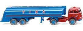 WIKING 088248 Tanksattelzug MAN Pausbacke | Fina | LKW-Modell 1:87 online kaufen