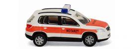 WIKING 092002 VW Tiguan | Notarzt | Modellauto 1:160 online kaufen