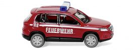 WIKING 092004 Feuerwehr - VW Tiguan | Feuerwehr 1:160 online kaufen