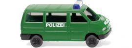 WIKING 093507 VW T4 Bus Polizei | Blaulichtmodell 1:160 online kaufen