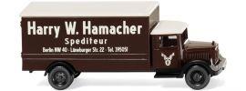 WIKING 094407 MB L 2500 Koffer Hamacher | LKW-Modell 1:160 online kaufen