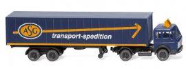 WIKING 095003 Mercedes Benz Containersattelzug | LKW-Modell 1:87 online kaufen