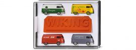 WIKING 217001 Geschenkpackung - VW T1 Modellautos 1:87 online kaufen