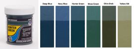 WOODLAND SCENICS WCW4532 Grundierung für Modellwasser jägergrün Acrylfarbe online kaufen