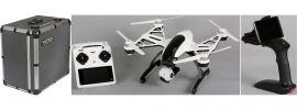 YUNEEC Q500+ Typhoon Copter RTF | Set mit Koffer und Steadygrip | RC Drohne online kaufen