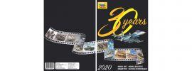 Zvezda 530004070 Plastik-Katalog 2020 Englisch online kaufen