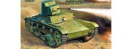 ZVEZDA 3540 Soviet T-26 Flammenwerfer | Militär Bausatz 1:35 online kaufen