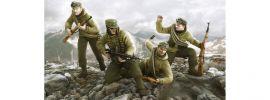 ZVEZDA 3599 Deutsche Gebirgsjäger | Militaria Bausatz 1:35 online kaufen