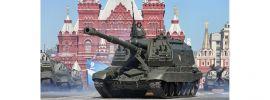 ZVEZDA 3630 MSTA-S 152mm Haubitze | Militär Bausatz 1:35 online kaufen