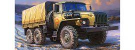 ZVEZDA 3654 Russischer Truck Ural-4320 | Militär Bausatz 1:35 online kaufen