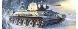 ZVEZDA 3689 T-34/76 mod. 1943 Uralmash | Panzer Bausatz 1:35 online kaufen