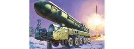 ZVEZDA 5003 Topol M Missile Launcher Militär Bausatz 1:72 online kaufen