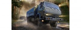 ZVEZDA 3697 Kamaz 5350 Mustang | Militär Bausatz 1:35 online kaufen