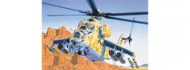 ITALERI 014 MIL-24 Hind D/E | Helikopter Bausatz 1:72 online kaufen