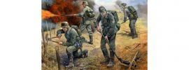 ZVEZDA 6110 Deutsche Sturmpioniere WWII | Figuren Bausatz 1:72 online kaufen