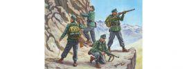 ZVEZDA 6154 Deutsche Gebirgsjäger Figuren   Militär Bausatz 1:72 online kaufen
