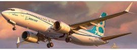 ZVEZDA 7026 Boeing 737-8 MAX | Flugzeug Bausatz 1:144 online kaufen