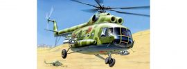 ZVEZDA 7230 MIL MI-8T Soviet Helicopter | Hubschrauber Bausatz 1:72 online kaufen