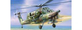 ZVEZDA 7246 Mil Mi-28A Havoc | Hubschrauber Bausatz 1:72 online kaufen