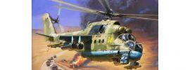 ZVEZDA 7315 Mil Mi-24P Hind | Hubschrauber Bausatz 1:72 online kaufen