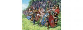 DRAGON 8012 Gallic Infantry (WA) | Figuren Bausatz 1:72 online kaufen