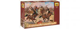 ZVEZDA 8031 Figuren-Set Carthagenian Numidian Cavalry Figuren Bausatz 1:72 online kaufen