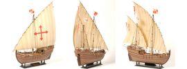 ZVEZDA 9005 Christopher Columbus Karavelle Nina | Segelschiff Bausatz 1:100 online kaufen
