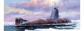 ZVEZDA 9035 K-3 Russisches Atom U-Boot Bausatz 1:350 online kaufen