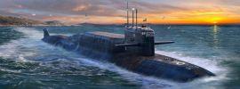 ZVEZDA 9062 Delta-IV Delfin Nuklear | U-Boot Bausatz 1:350 online kaufen