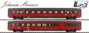 ACME AC90127 Personenwagen-Set C: EC 22 | ÖBB | MC-VEDES | Spur H0 kaufen