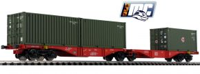 ACME AC90165 Containertragwagen Sggrss 80 Bundeswehr DB AG | DC | Spur H0 kaufen