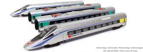 ARNOLD HN2470S 4-tlg. E-Triebzug ETR 610 Cisalpino SBB | DCC Sound | Spur N kaufen