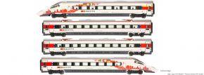ARNOLD HN2472S 4-tlg. E-Triebzug RABe 503 SBB | DCC Sound | Spur N kaufen