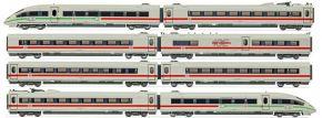 ARNOLD HN2528 E-Triebzug ICE 4320 Klimaschützer DB AG | DC analog | Spur N kaufen