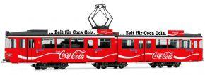 ARNOLD HN2530D Straßenbahn DUEWAG GT6 Coca Cola | DCC | Spur N kaufen