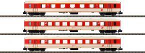 ARNOLD HN4304 3-tlg. Set Reisezugwagen Jaffa ÖBB | Spur N kaufen
