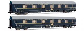 ARNOLD HN4341 2-tlg. Set Schlafwagen T2 DB/CIWL | Spur N kaufen